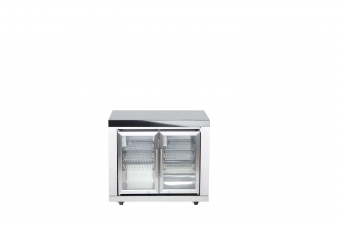 Modul 2 -  Doppelkühlschrank Bild 1