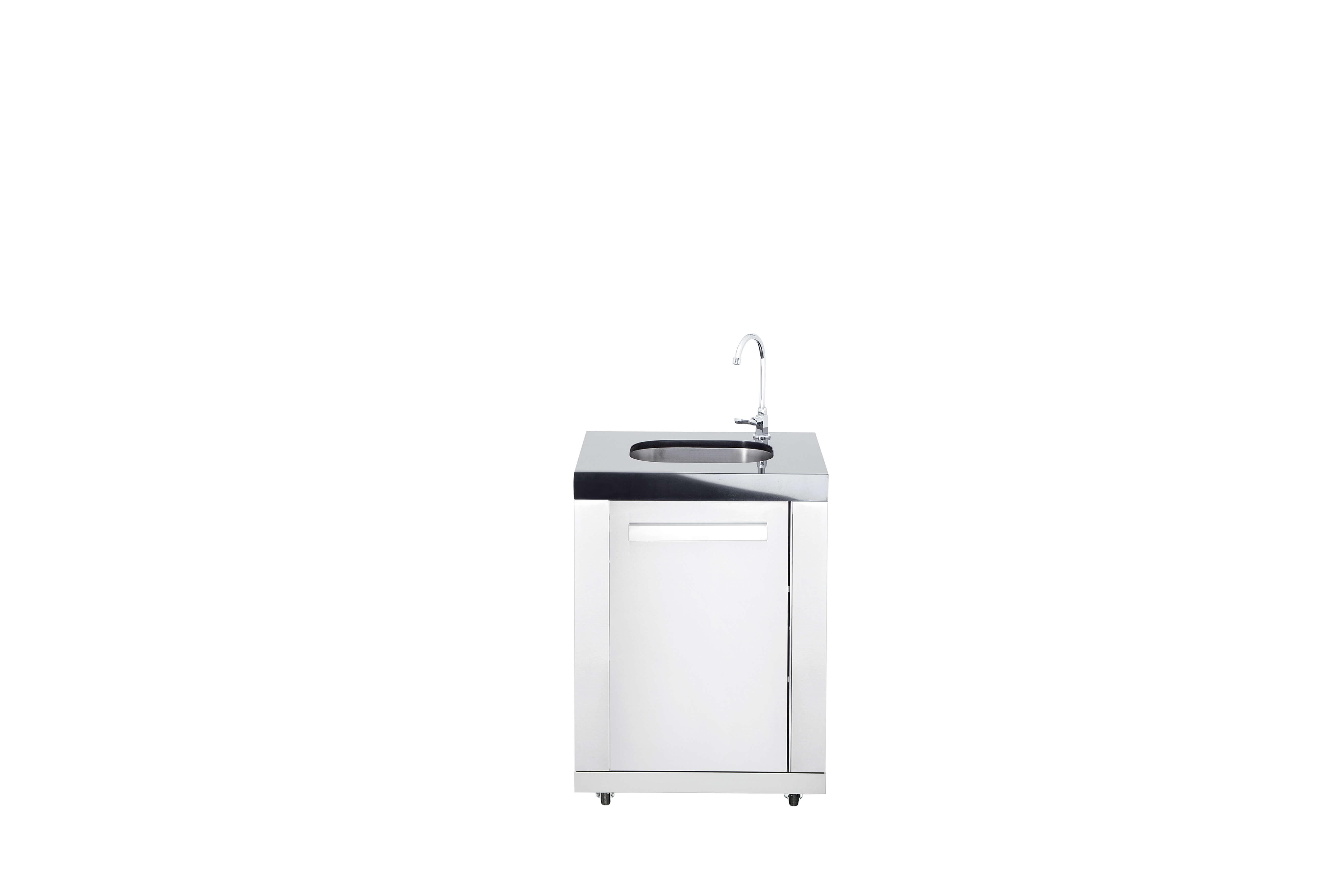 Modul 8 - Einzelwaschbecken Bild 1
