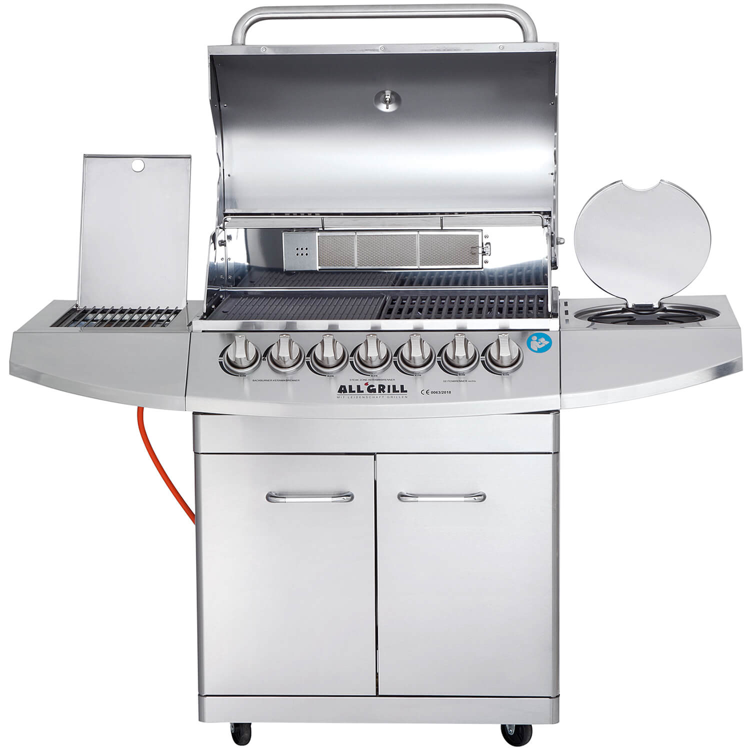 TOP-LINE - ALL'GRILL ALLROUNDER IV Bild 3