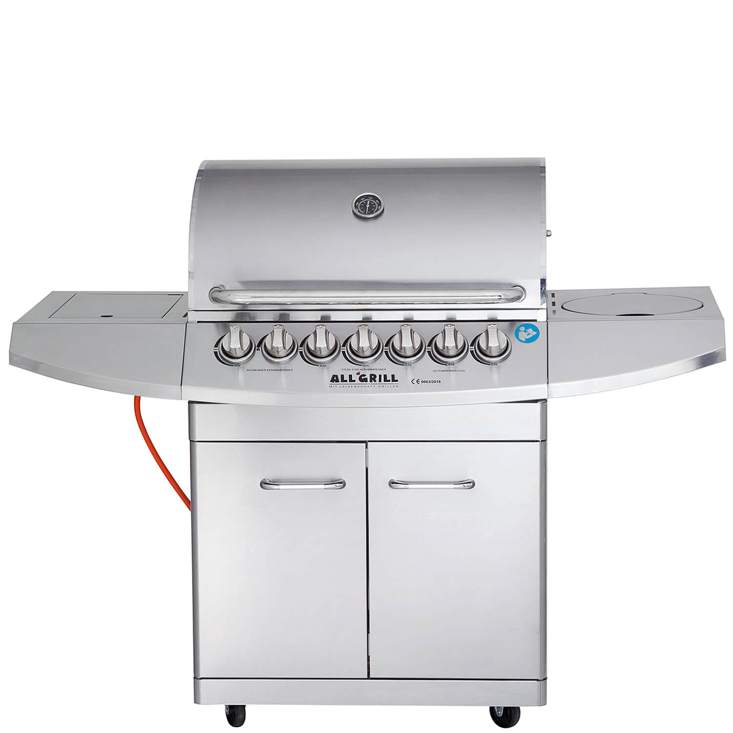 TOP-LINE - ALL'GRILL ALLROUNDER IV Bild 6