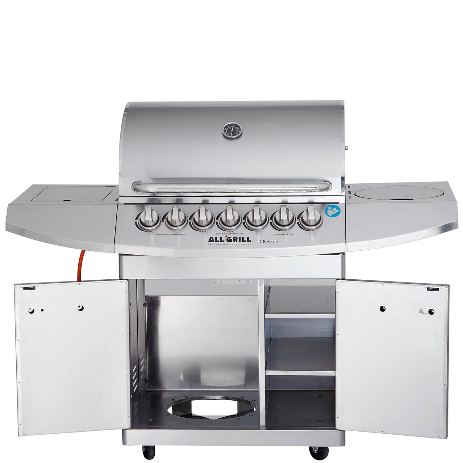 TOP-LINE - ALL'GRILL ALLROUNDER IV Bild 7