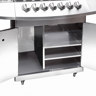 TOP-LINE - ALL'GRILL ALLROUNDER IV Bild 9