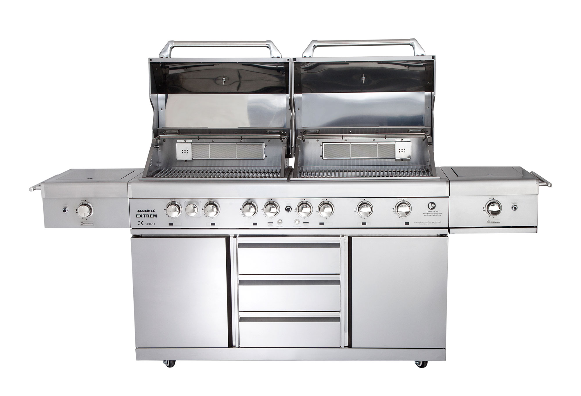 TOP-LINE - ALL'GRILL EXTREM Light Bild 14