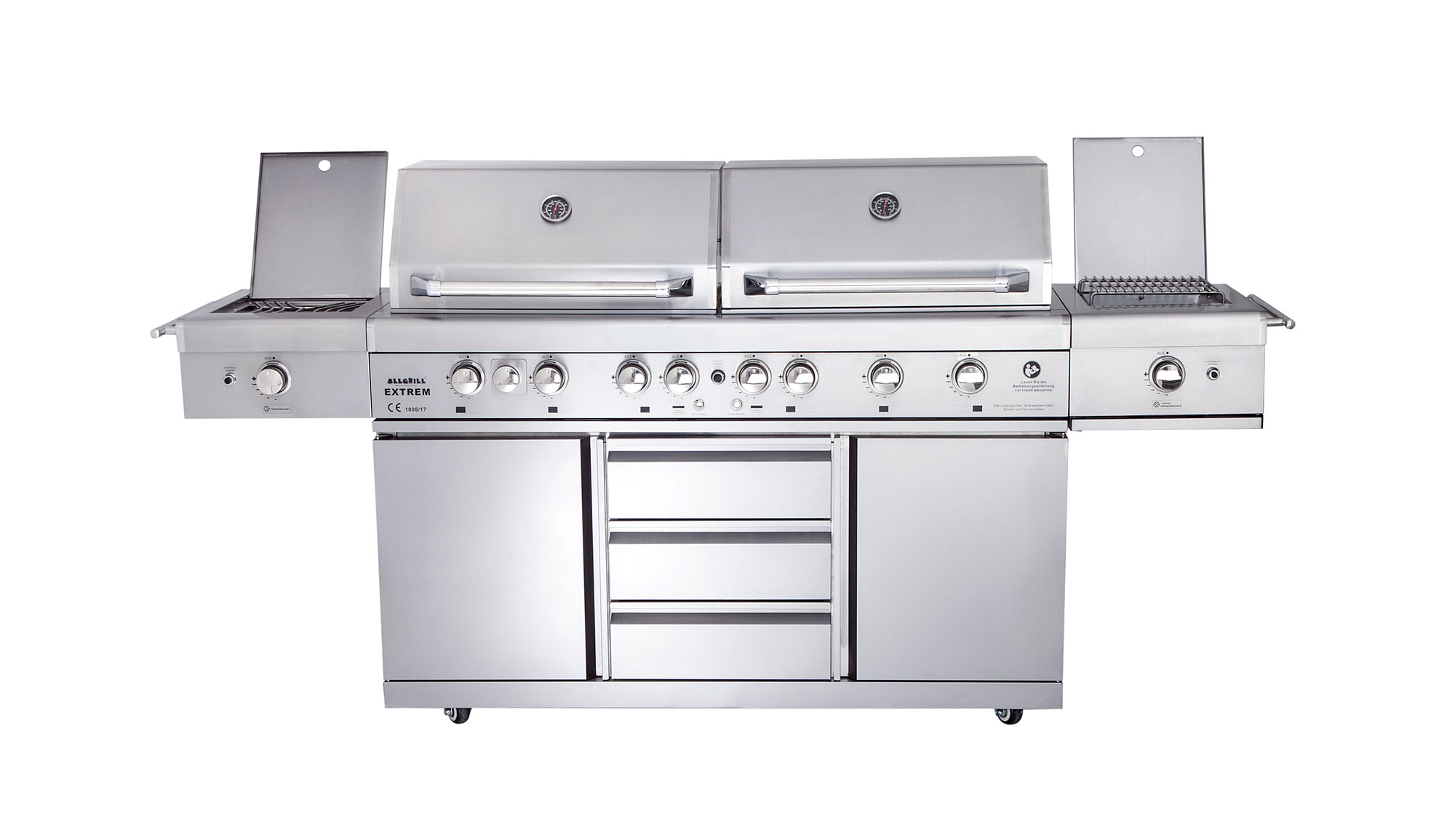 TOP-LINE - ALL'GRILL EXTREM Light Bild 16