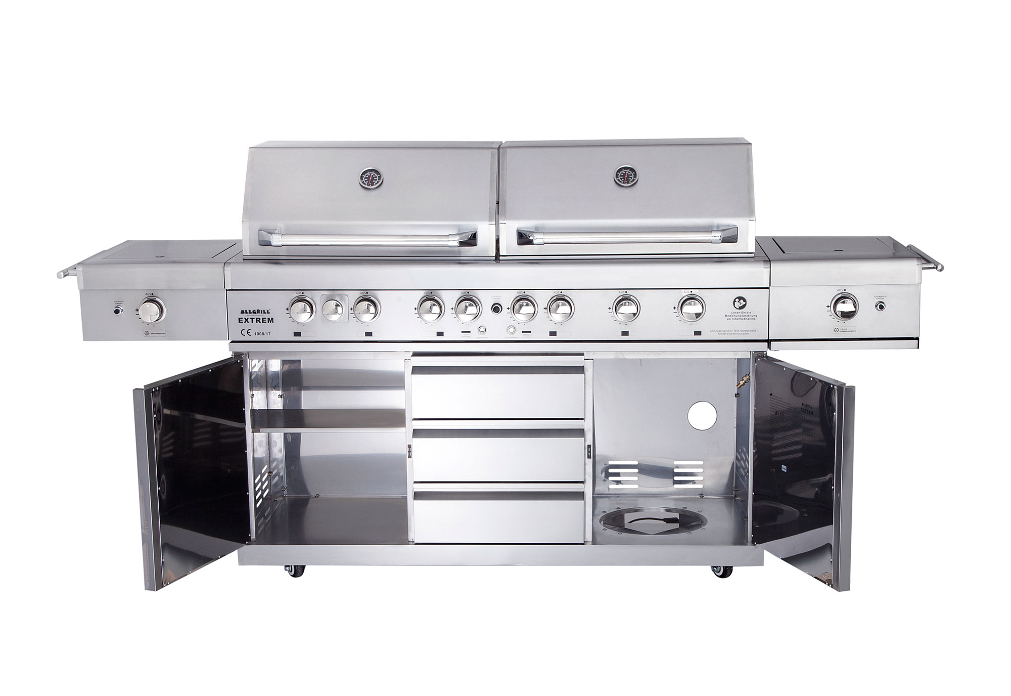 TOP-LINE - ALL'GRILL EXTREM Light Bild 18