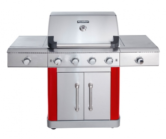 Rote Ecken Set für ALL'GRILL Gourmet 100633 Bild 1