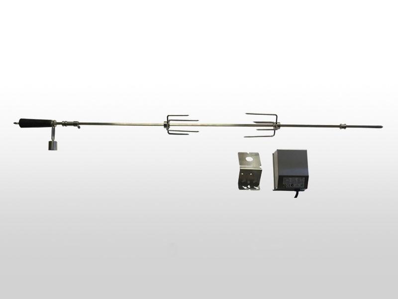Drehspieß Für Gasgrill : Drehspieße rotisserien sind ideal für rollbraten oder geflügel