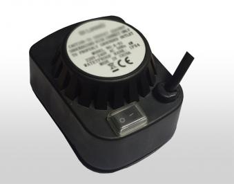Drehspießmotor elektronisch BBQ Boss 11x8x6 cm Bild 1