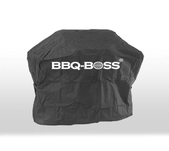 Schutzhülle / Abdeckhaube BBQ Boss Gasgrill Indiana 140x57x120cm Bild 1