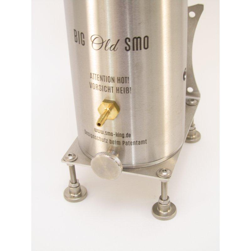 Kaltrauchgenerator Smo-King Big-Old-Smo 2,3 Liter mit Batteriepumpe Bild 4
