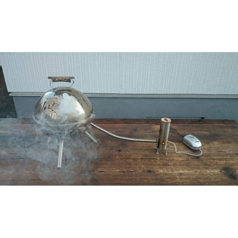 Kaltrauchgenerator Smo-King Big-Old-Smo 2,3 Liter mit Batteriepumpe Bild 7