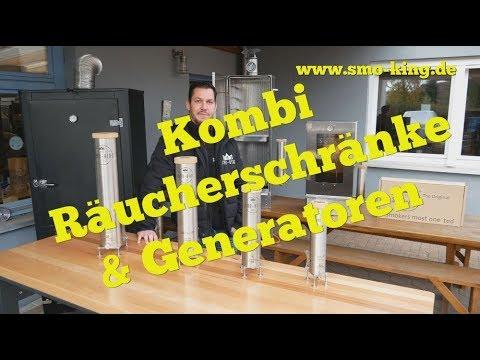 Kaltrauchgenerator Smo-King Big-Old-Smo 2,3 Liter mit Batteriepumpe Video Screenshot 2900
