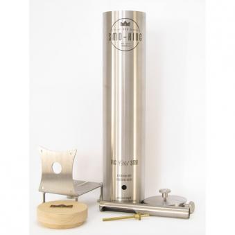 Kaltrauchgenerator Smo-King Big-Old-Smo 2,3 Liter mit Batteriepumpe Bild 2