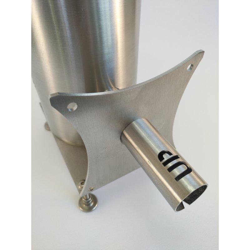 Kaltrauchgenerator Smo-King Giga-Smo 4 Liter mit Batteriepumpe Bild 5