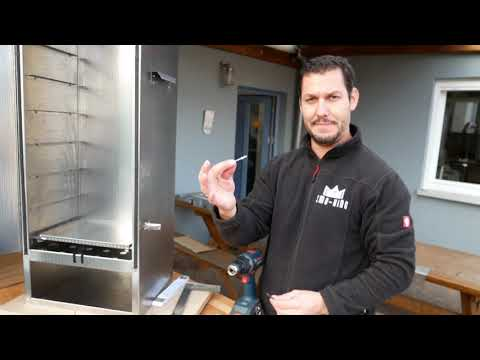 Kaltrauchgenerator Smo-King Giga-Smo 4 Liter mit Batteriepumpe Video Screenshot 2910
