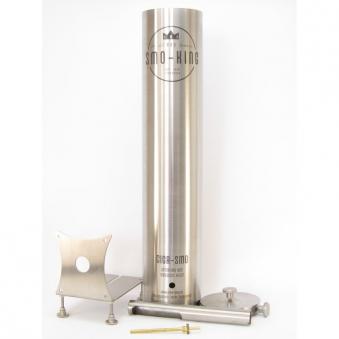 Kaltrauchgenerator Smo-King Giga-Smo 4 Liter mit Batteriepumpe Bild 2