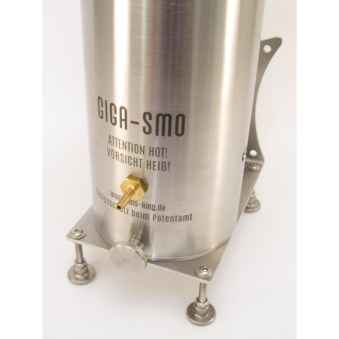 Kaltrauchgenerator Smo-King Giga-Smo 4 Liter mit Batteriepumpe Bild 4