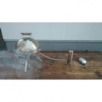 Kaltrauchgenerator Smo-King Giga-Smo 4 Liter mit Batteriepumpe Bild 7