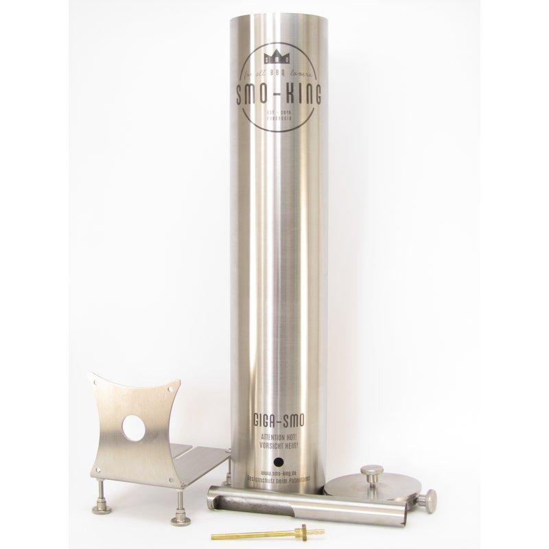 Kaltrauchgenerator Smo-King Giga-Smo 4 Liter mit Pumpe 230V Bild 2