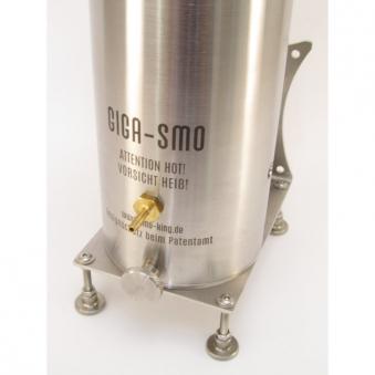Kaltrauchgenerator Smo-King Giga-Smo 4 Liter mit Pumpe 230V Bild 4