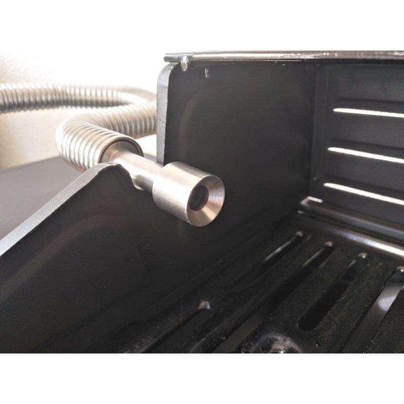 Smo-King Edelstahlflexrohr Ø25mm/1m für Giga-Smo 4L Bild 4