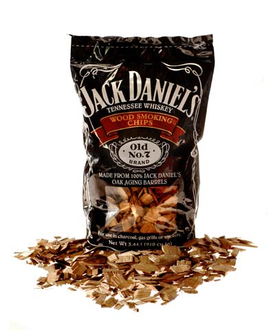 Jack Daniel´s Wood Smoking Chips / Räucherholz 2,94 Liter Bild 1