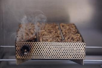 Pellet-Smoker Einsatz 20,5x14x5cm Bild 2