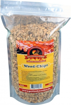 Räucherholz Wood-Chips Erle 1kg Bild 1