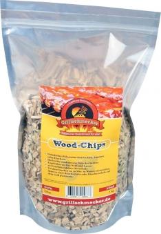 Räucherholz Wood-Chips Olive 1kg Bild 1