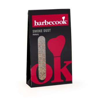 Räuchermehl Hickory barbecook 360g Bild 1