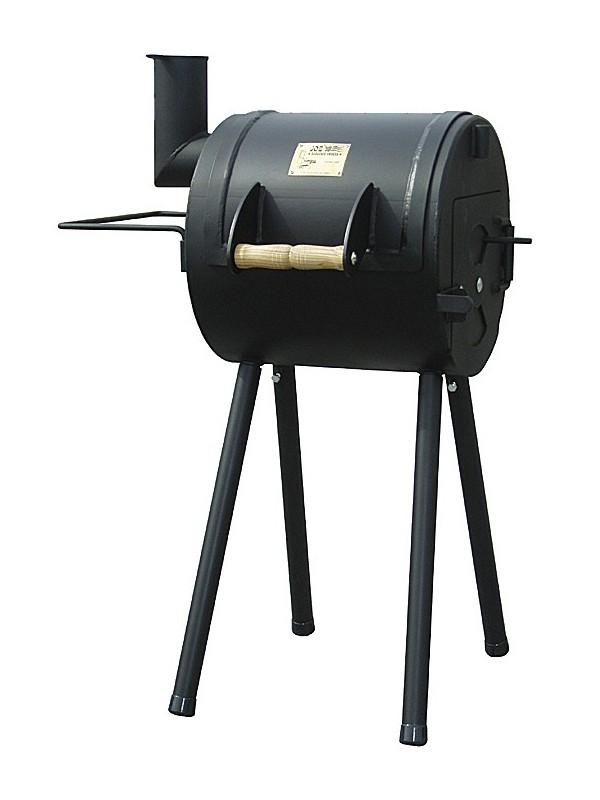 "Barbeque Smoker / Holzkohle Grill Joe´s BBQ 16"" Little Joe 40x40cm Bild 1"