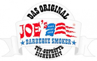 "Barbeque Smoker / Holzkohle Grill Joe´s BBQ 16"" Tradition 70x40cm Bild 2"