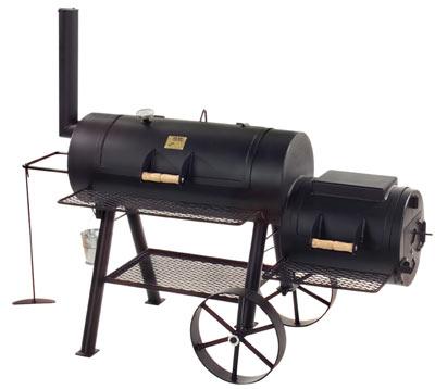 "Barbeque Smoker Joe´s BBQ 16"" Texas Classic 100x40cm Bild 1"