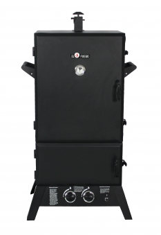 El Fuego Gasgrill / Smoker Standgrill Portland XXL Grillfl. 6x 56x35cm Bild 1