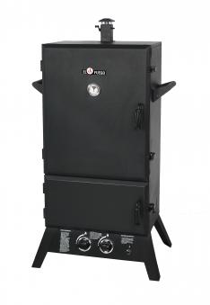 El Fuego Gasgrill / Smoker Standgrill Portland XXL Grillfl. 6x 56x35cm Bild 2