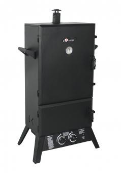 El Fuego Gasgrill / Smoker Standgrill Portland XXL Grillfl. 6x 56x35cm Bild 4