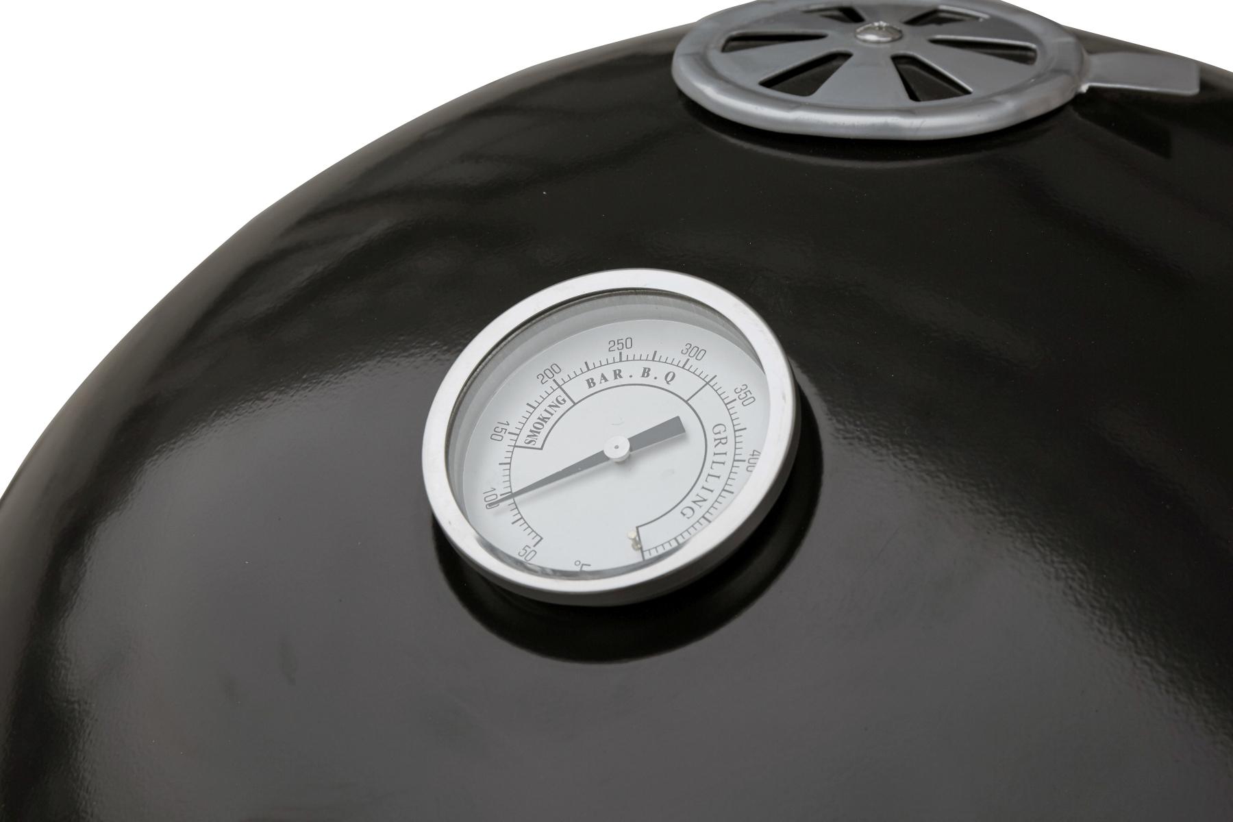 El Fuego Kombigrill / Vertikalsmoker 3-in-1 Staunton Grillfl. Ø 53cmx3 Bild 6