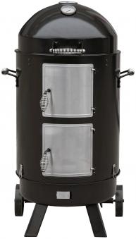 El Fuego Kombigrill / Vertikalsmoker 3-in-1 Staunton Grillfl. Ø 53cmx3 Bild 1