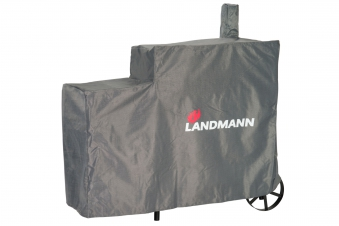 Schutzhülle Landmann Grill / Wetterschutzhaube Premium Smoker L 15708