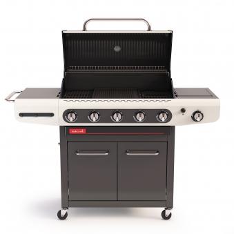 Gasgrill / Gasgrillwagen barbecook Siesta 512 creme m. Plancha 80x43cm Bild 2