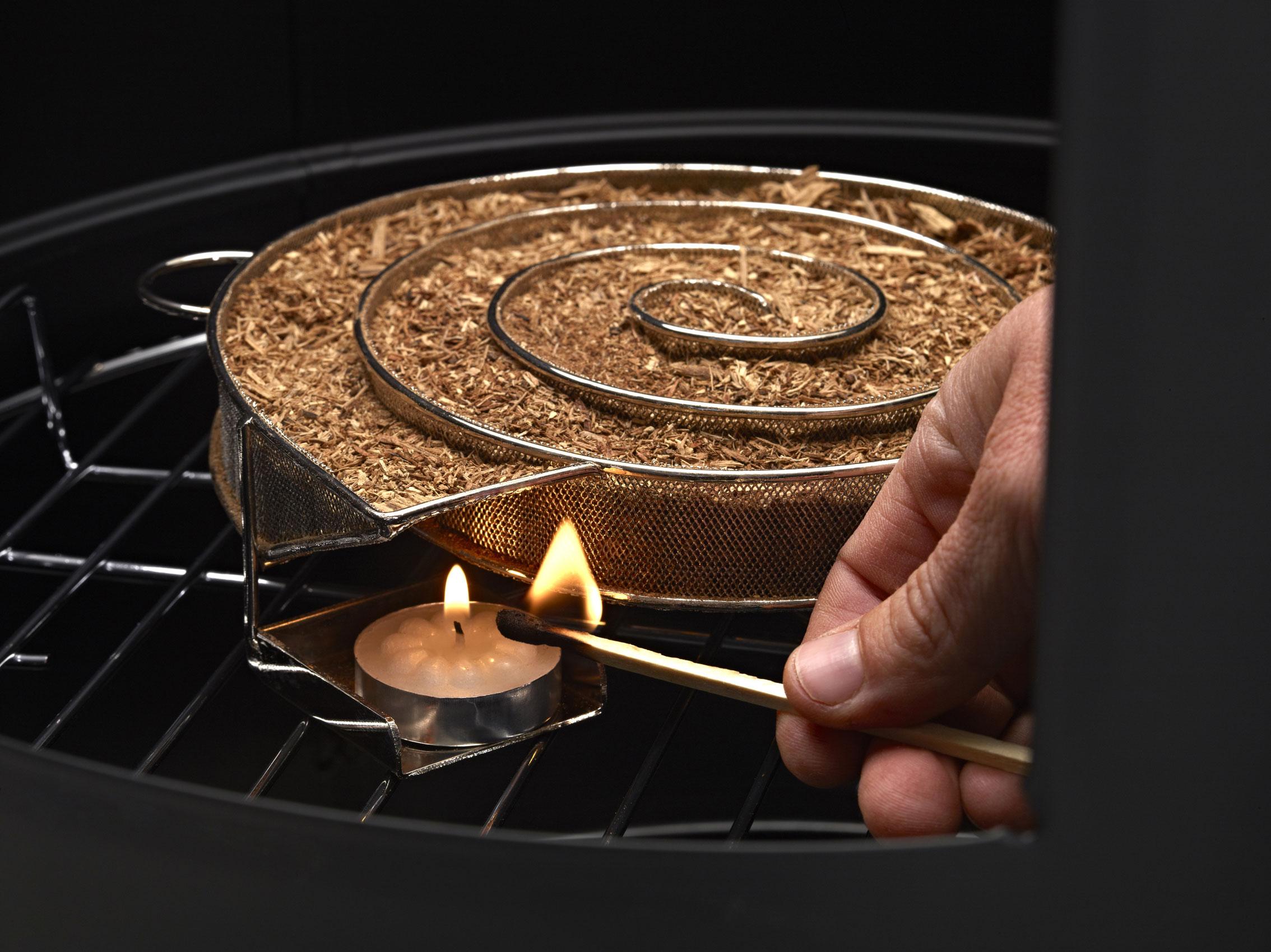 Kalträuchern / Kaltraucherzeuger Starter Set barbecook Bild 3