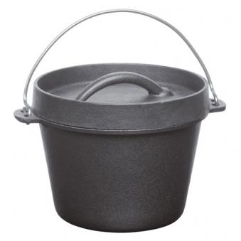 Topf / Kochtopf barbecook Dutch Oven Ø 14 cm 0,7 Liter