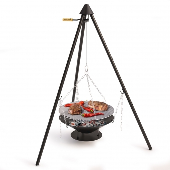 Schwenkgrill / Dreibeingrill barbecook Junko Grillfläche Ø60cm Bild 3