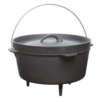 Topf / Kochtopf barbecook Dutch Oven Ø 26 cm 3 Liter Bild 1