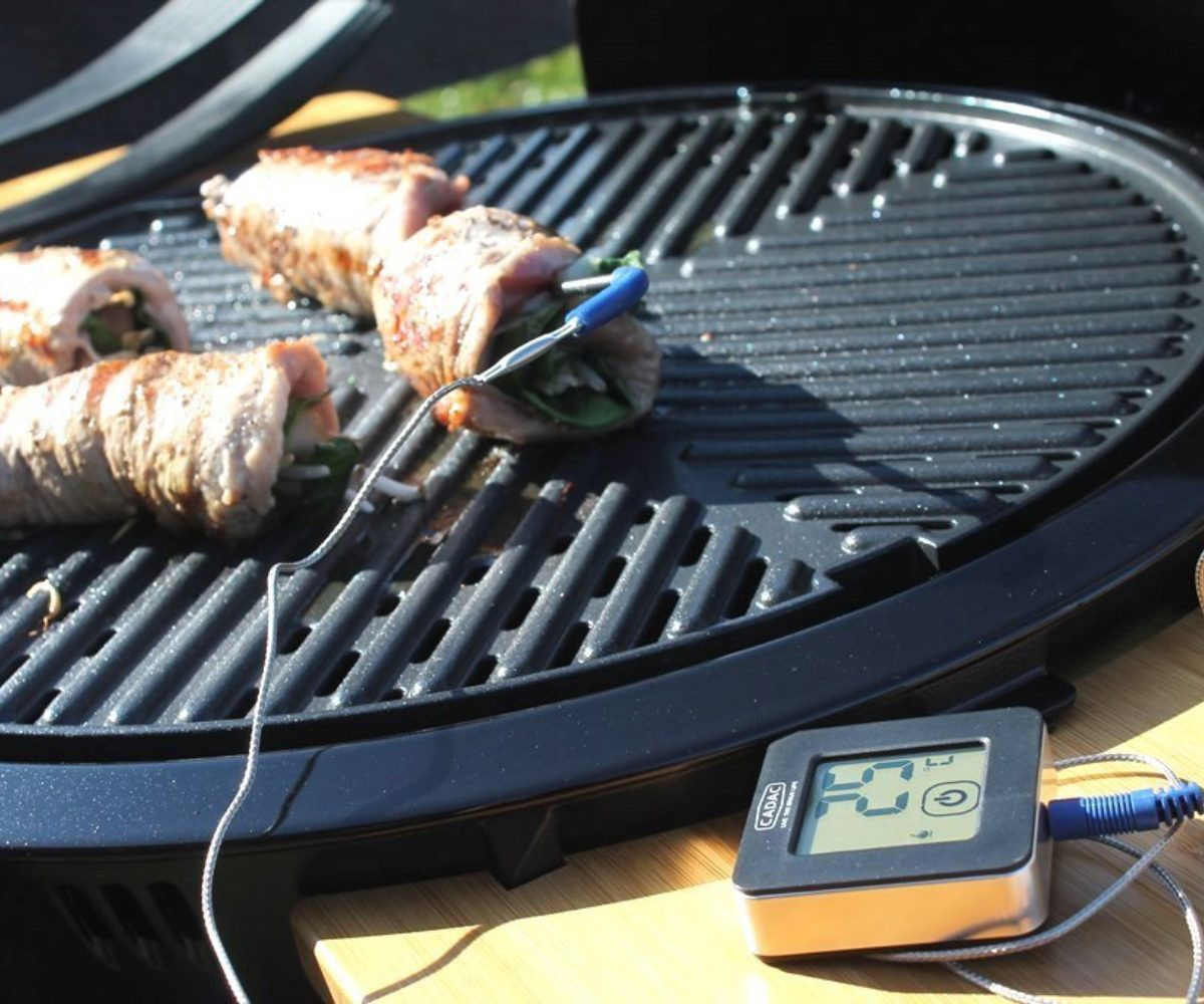 CADAC Grillthermometer  / Thermometer Bluetooth Bild 2