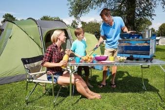 Campingaz Camping Gaskocher / Koffergasgrill 200 SGR Grillfl. 53x29cm Bild 2