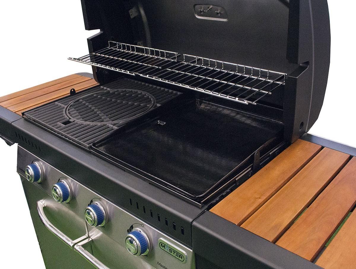 Campingaz Premium Plancha Platte Gusseisen für Grills 3 & 4 Series Bild 2