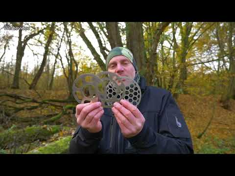 Campingkocher Original Brennerle Hobokocher faltbar 250g Video Screenshot 2129