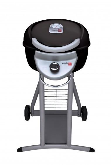 char broil elektrogrill patio bistro 240 electric grillfl che 44cm bei. Black Bedroom Furniture Sets. Home Design Ideas