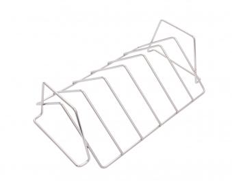 Char-Broil GRILL+ Rippchen und Bratenhalter Bild 1